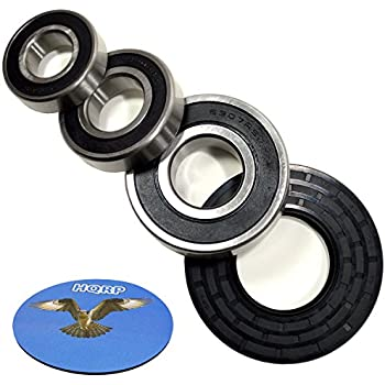 Amazon Com Hqrp Bearing And Seal Kit For Whirlpool