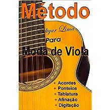 Método para moda de viola (01 Livro 1) (Portuguese Edition)