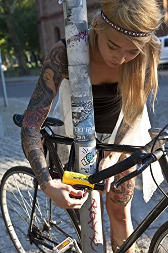 Candado para Bicicleta Kryptonite 5ft Fahgettaboutit Bike Chain and Lock