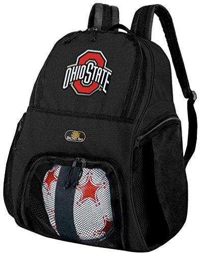 Ohio State University Soccer Backpack or OSU Buckeyes Volleyball Bag