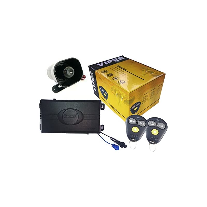 viper-3100v-1-way-security-system