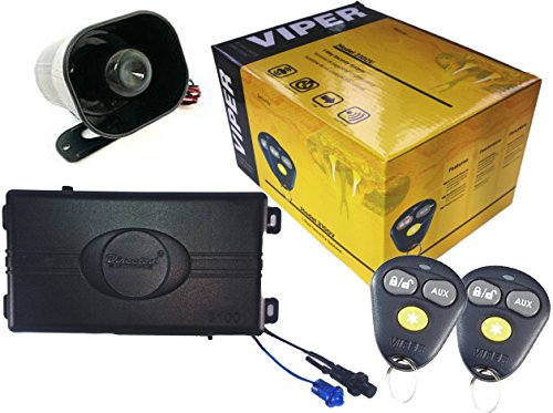 Amazoncom Viper 3100V 1Way Security System Cell Phones Accessories