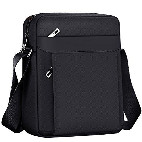 ZQ Shoulder Bag Male Messenger Bag Men's Bag Bolsa de Lona Mochila Ocio Oxford Bolsa de Tela Versión Coreana