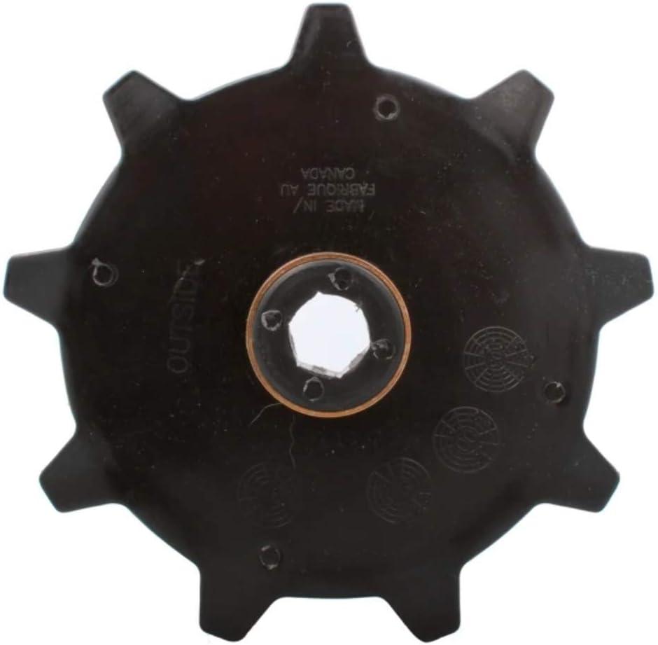 RIGHT 994295 KIMPEX TRACK SPROCKET 9 T