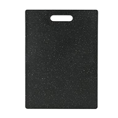 Dexas Superboard Cutting Board, 8.5 by 11 inches, Midnight Granite Color