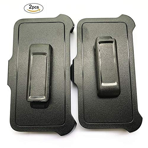 size 40 1df37 8f084 2 Pack Replacement Belt Clip Holster for OtterBox Defender Series Case for  6.1