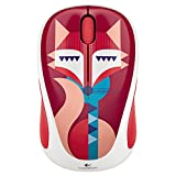 Logitech Wireless Mouse m317 with Unifying Receiver Felicity Fox