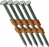 Grip Rite Prime Guard GR08RHG1M 21 Degree Plastic Strip Round Head Exterior Galvanized Collated Framing Nails, 2-3/8'' x 0.113''