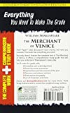 The Merchant of Venice (Dover Thrift Study Edition)