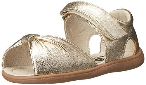 See Kai Run Avianna Sandal , Gold, 7 M US Toddler