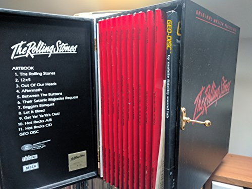 Price comparison product image The Rolling Stones Mobile Fidelity Sound Labs 11 LP Box Set MFSL [Vinyl]