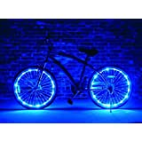 Brightz, Ltd. Wheel Brightz LED Bicycle Accessory Light (2-Pack Bundle for 2 Tires)