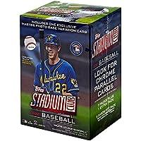 $32 » 2021 Topps Stadium Club MLB Baseball BLASTER box (8 pks/bx)