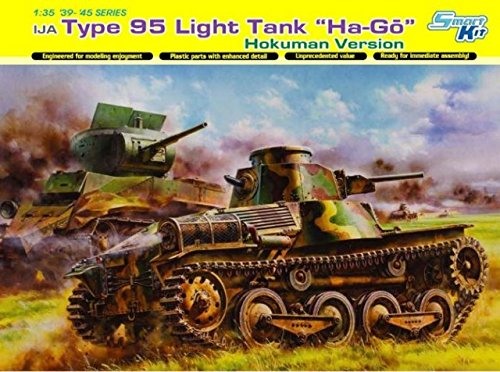 Hokuman Go Version Type Light 95 Tank Dragon Ija 35 Kit 1 Ha 54ARLcjqS3