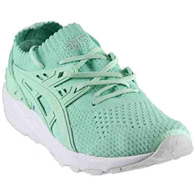 best sneakers e22f8 ddbcd ASICS Gel Kayano Trainer Knit Womens in Bay/Bay: Amazon.co ...