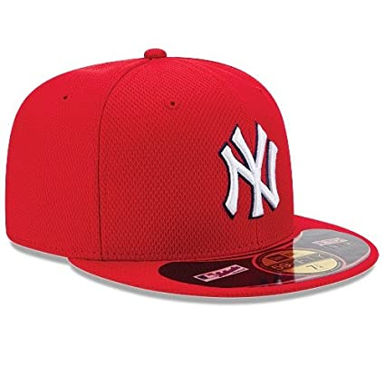 52c621633092b6 Amazon.com : MLB New Era New York Yankees 2014 All Star Game Home Run Derby  with Patch BP 59Fifty On Field Diamond Era Cap Hat (7 3/4) : Clothing
