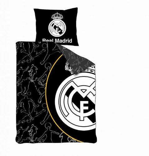 Original Real Madrid Bettwäsche Neustes Modell Schwarz Amazonde