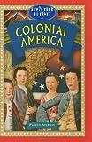 Colonial America, Patrice Sherman, 1584158174