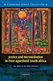 Justice and Reconciliation in Post-Apartheid South Africa South African Edition, , 0521745985