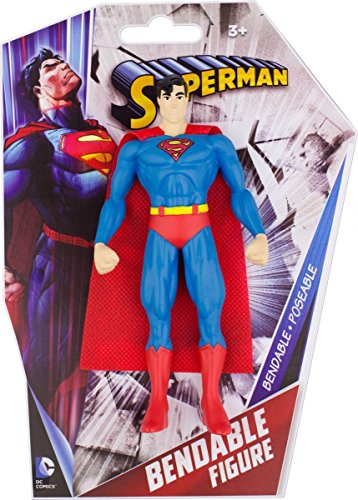 NJ Croce Classic Superman Action Figure (Superhero Action Figure Toy)