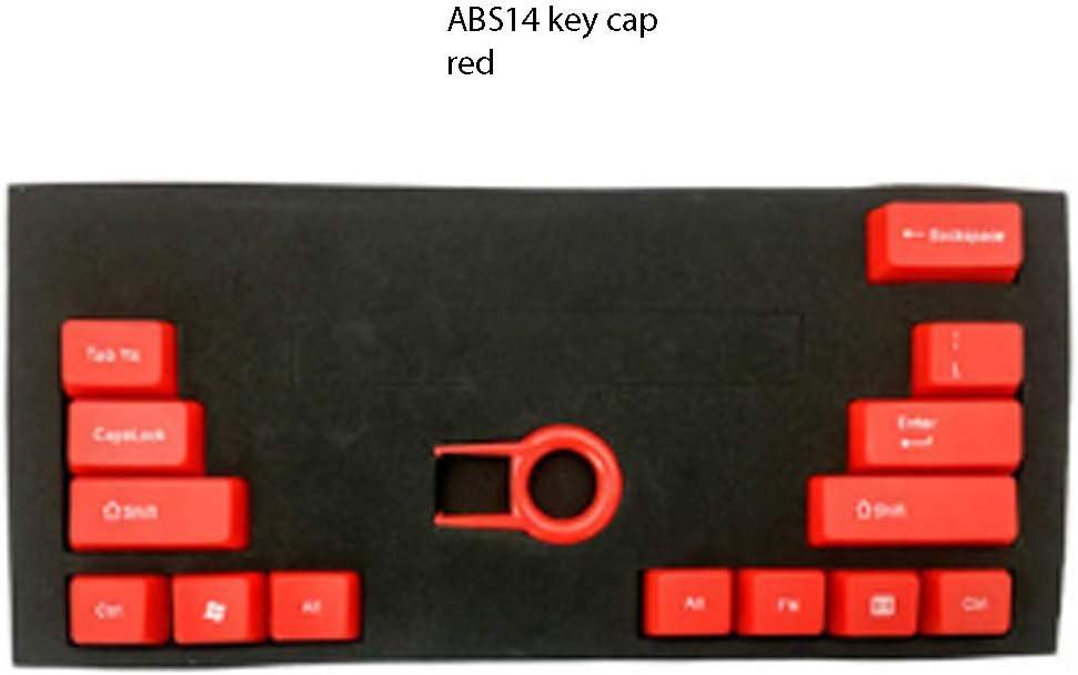 Función ABS Rojo Tapa De Tecla Enter, Shift, Ctrl-14 Teclas ...