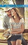 A Cowboy's Heart, Rebecca Winters, 0373755325