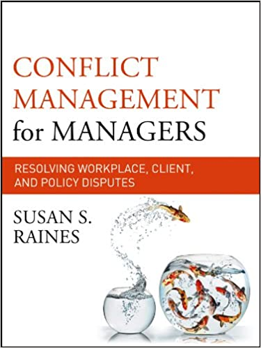 Amazon conflict management for managers resolving workplace conflict management for managers resolving workplace client and policy disputes the jossey bass business management series 1st edition fandeluxe Images