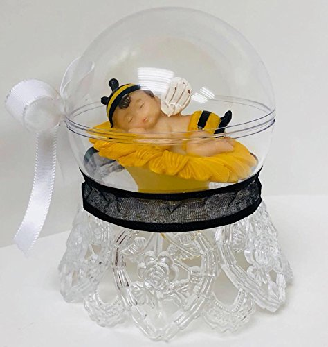 Baby Shower Bumble Bee Baby Cake Topper, Centerpiece or gift