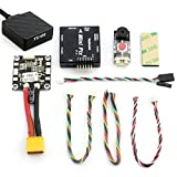 Radiolink Mini PIX M8N GPS Flight Control Vibration Damping by Software Atitude Hold for RC Racer Drone Multicopter Quadcopter (Mini PIX with GPS)