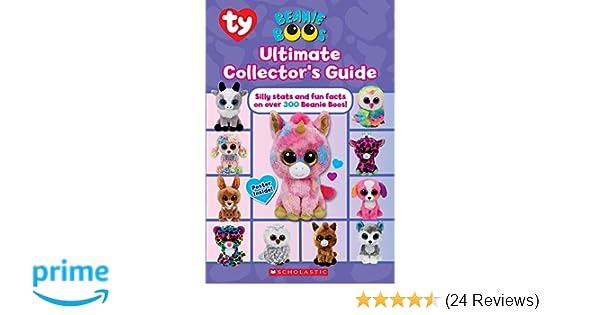 Ultimate Collector s Guide (Beanie Boos)  Meredith Rusu  9781338256178   Amazon.com  Books 32162d4c7de7