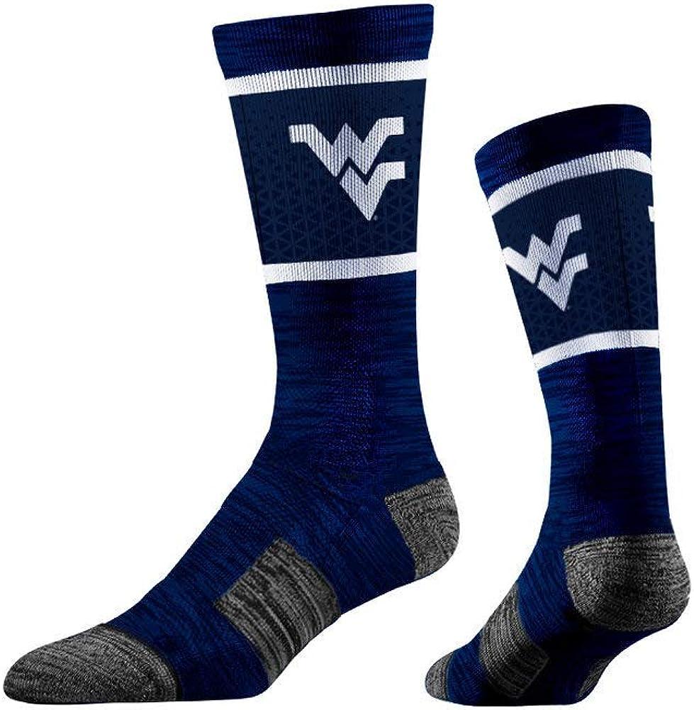 Elite Fan Shop NCAA Womens No Show Sock 3-Pack 6 Total Socks