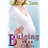Bulging for the Coach (Bulging for Him Book 2)