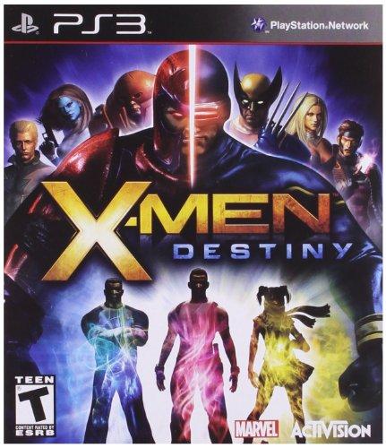X-Men: Destiny - Ps3 Game Deadpool