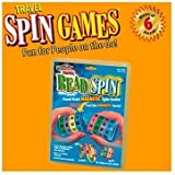 Geospace Read Spin Magnetic Spin Game, Travel Edition