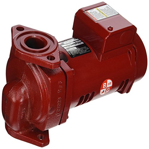 Bell & Gossett 1BL032 Single Phase Circulating Pump by Bell & Gossett
