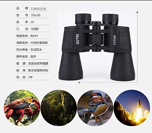 防水10 x 50 HD広角双眼鏡アウトドアSupplies B078SYN7ZK