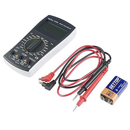 Sparkfun Digital Multimeter - Basic (TOL-12966) (Tol & Tol The Best Of Tol & Tol)
