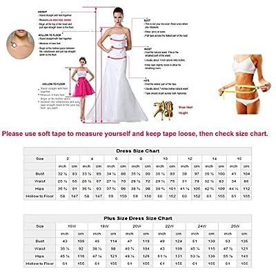 Zechun Women's Gold Lace Applique Short Prom Grown Long Homecoming Dresse Bridesmaid Dress