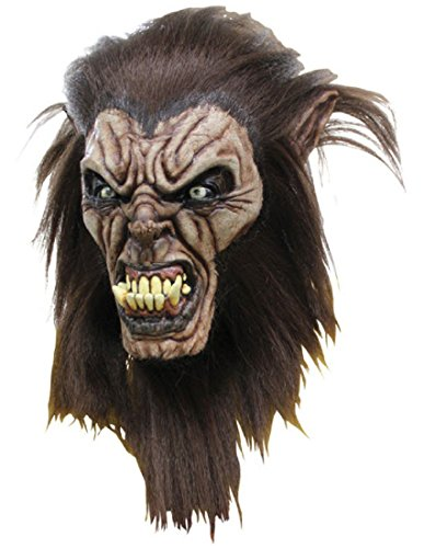 Mask Head Werewolf Wolfman -