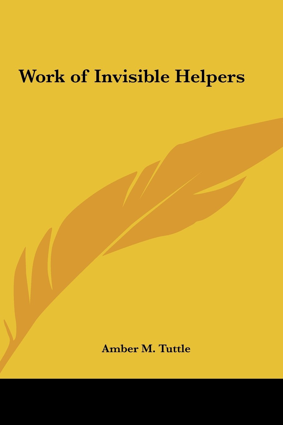 Read Online Work of Invisible Helpers pdf epub