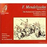 Mendelssohn. the Wedding of Camacho