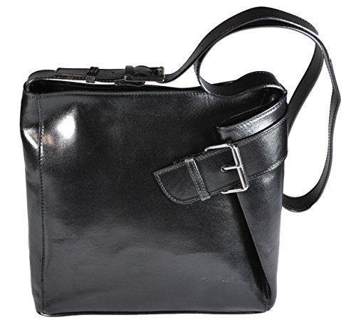 Gianni conti «matilde sac à bandoulière noir