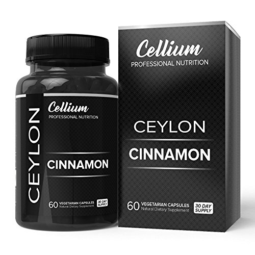 Cheap Ceylon Cinnamon Capsules – LOWER Blood Sugar Levels, IMPROVE Joint Mobility & PROMOTE Weight loss – Powerful Anti-Inflammatory & Antioxidant, 1200mg per serving