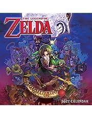 The Legend of Zelda 2022 Wall Calendar