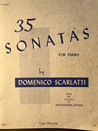 35 Sonatas for Piano (35 Piano Sonatas)