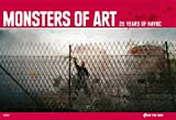 Monsters of Art, From Here to Fame Publishing Staff and Amber Gruenhaeuser, 3937946691
