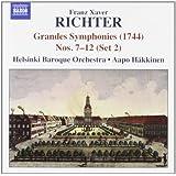 Richter: Grandes Symphonies; Nos 7-12