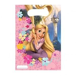 Bolsas Rapunzel (Pack de 6)