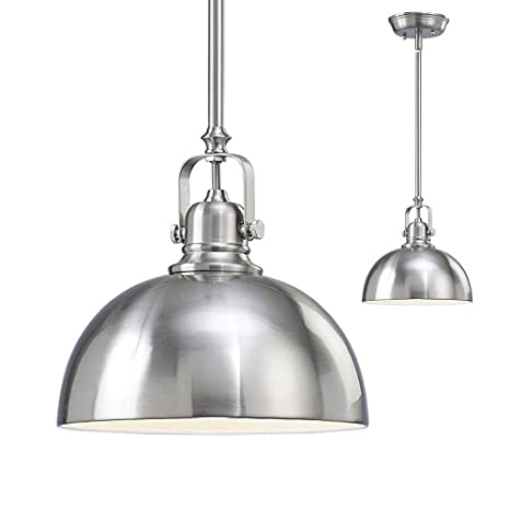 Kitchen mini pendant lighting Vintage Image Unavailable Amazoncom Pack Of Kitchen And Bar Light Mini Pendants With Brushed Nickel
