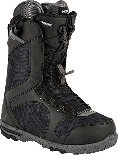 Nitro Snowboards Damen Boots Monarch TLS 16, Black/Camo, 25.5, 1161848342